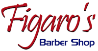 Figaro's Barber Shop Logo